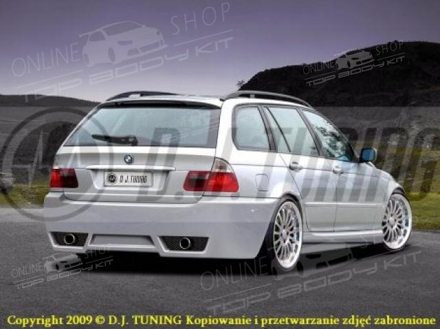 Bmw E46 Touring Rear Bumper