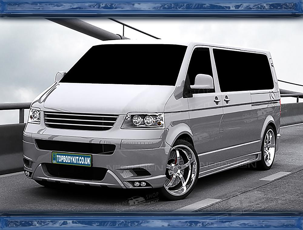 Vw T5 Body Kit Magnus