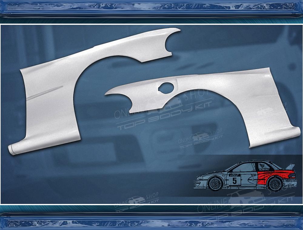 Subaru Impreza 22B Wide Body Kit