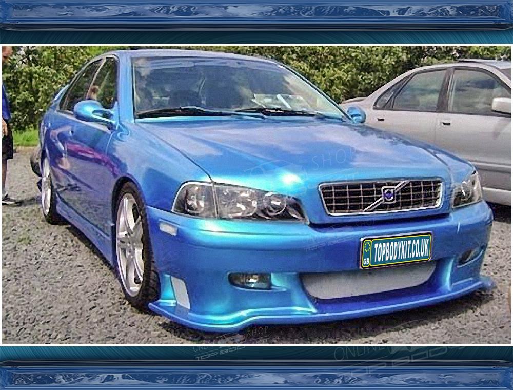 Volvo S40 V40 Mk1 Front Bumper